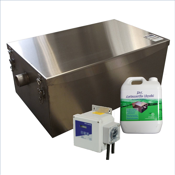 Grease Converter Systems