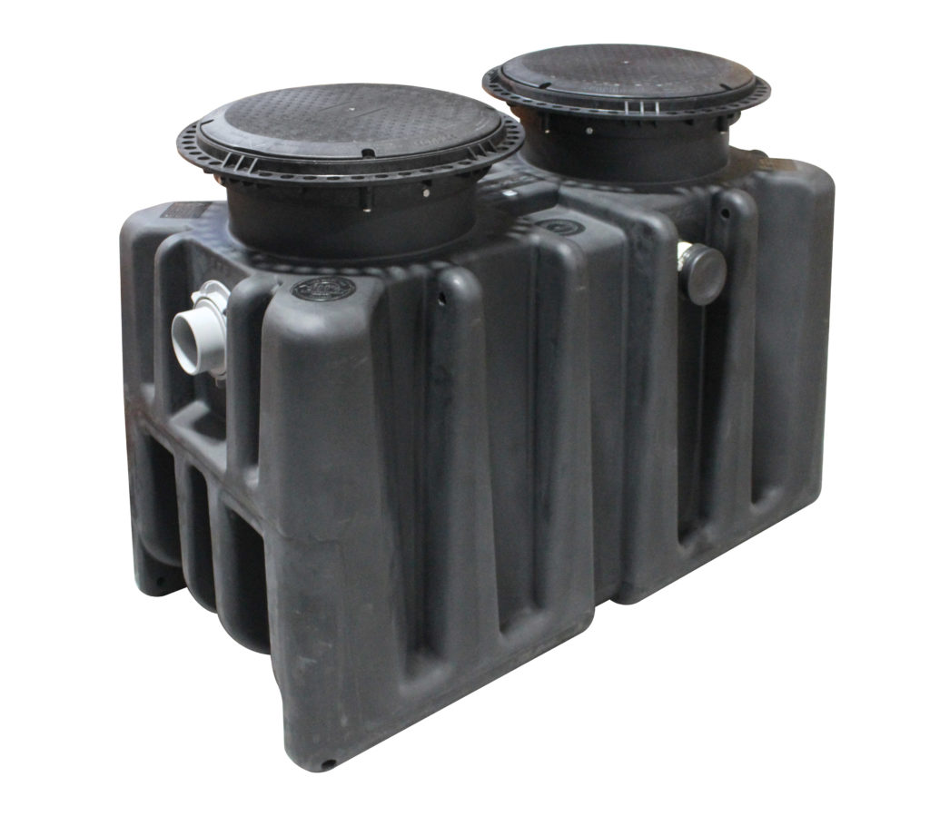 Dux Nz Endura Grease Trap With Trafficable Lid